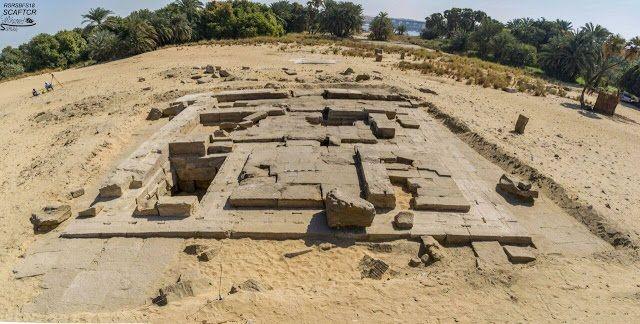 templo romano egipto siglo ii