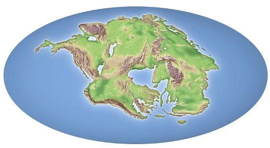 supercontinente pangea ultima