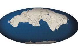 supercontinente amasia hipotesis