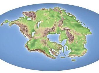 supercontinente pangea proxima o pangea ultima