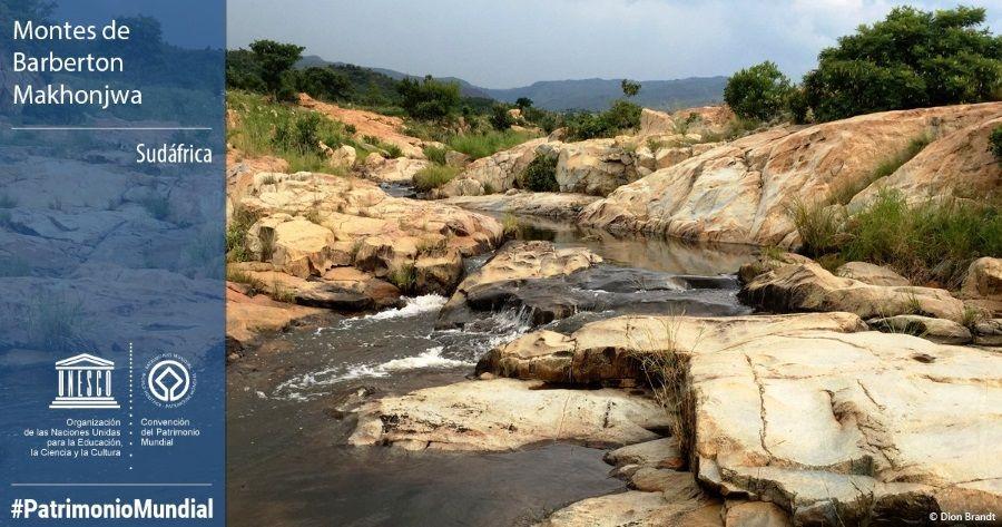 Montes de Barberton Makhonjwa