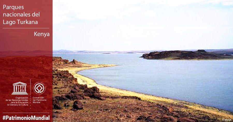 Parques Nacionales del Lago Turkana, Kenya
