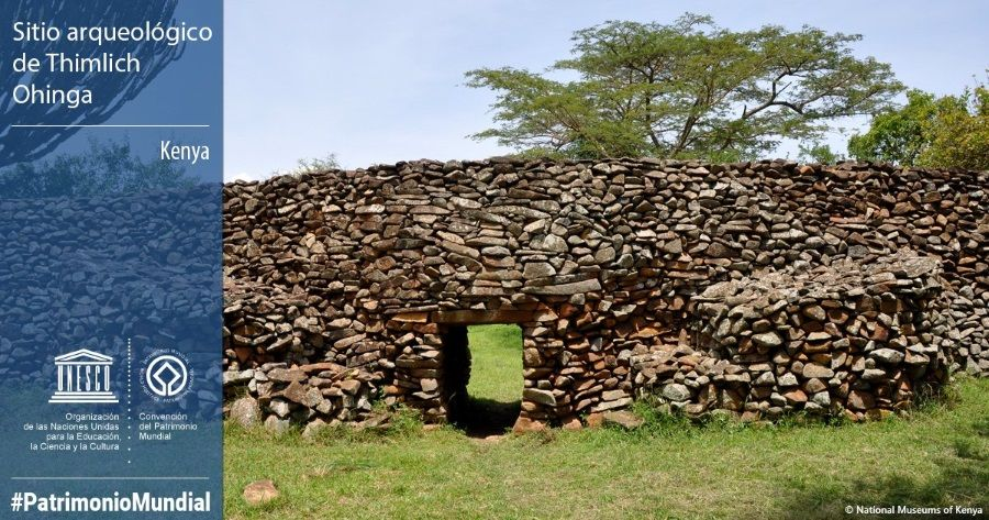 Sitio arqueológico de Thimlich Ohinga