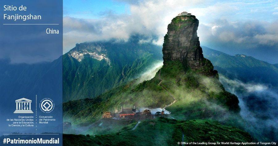 Sitio de Fanjingshan