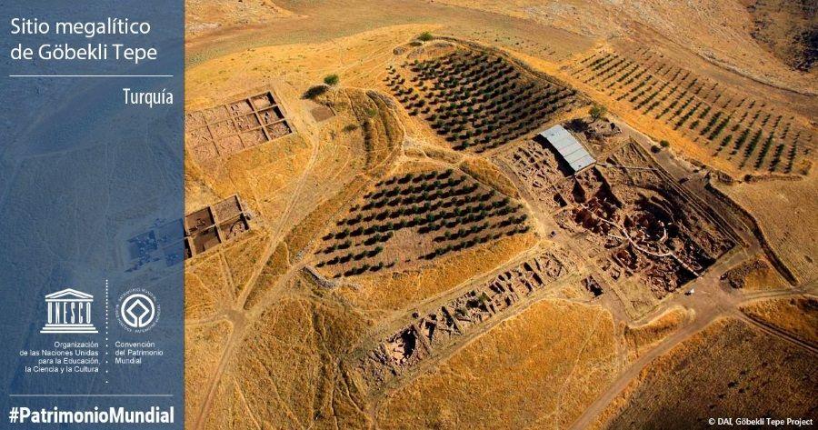 Sitio megalítico de Göbekli Tepe