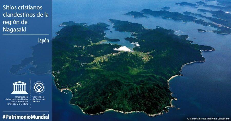 Sitios cristianos clandestinos de la región de Nagasaki