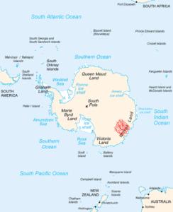 crater wilkes antartida