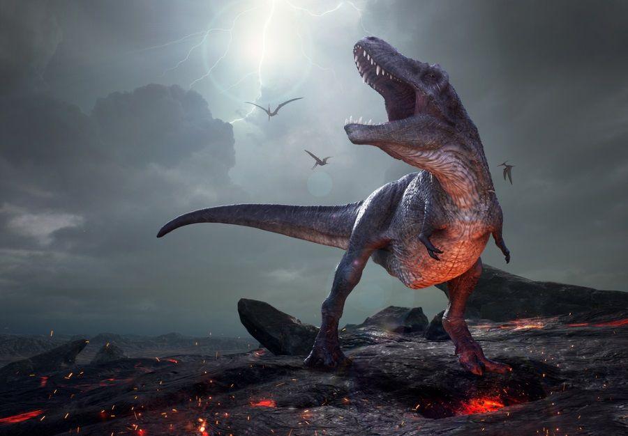 extincion de los dinosaurios