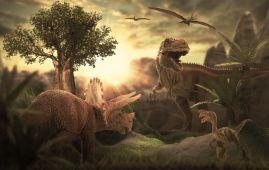 periodo Jurasico dinosaurios