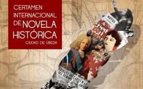 cartel novela historica ubeda
