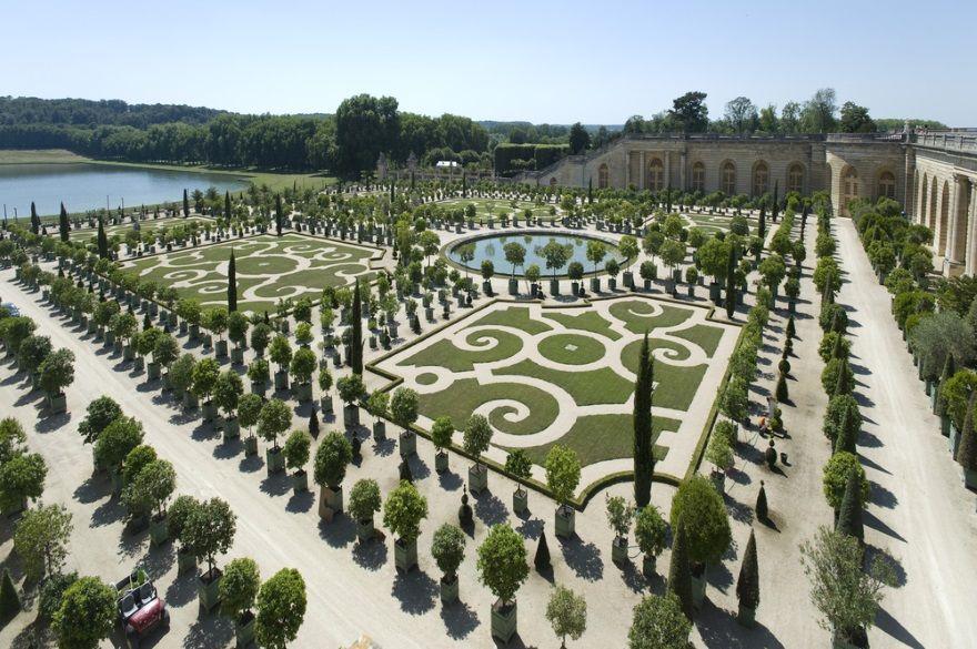 jardines palacio versalles