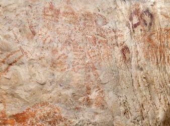 arte figurativo mas antiguo indonesia