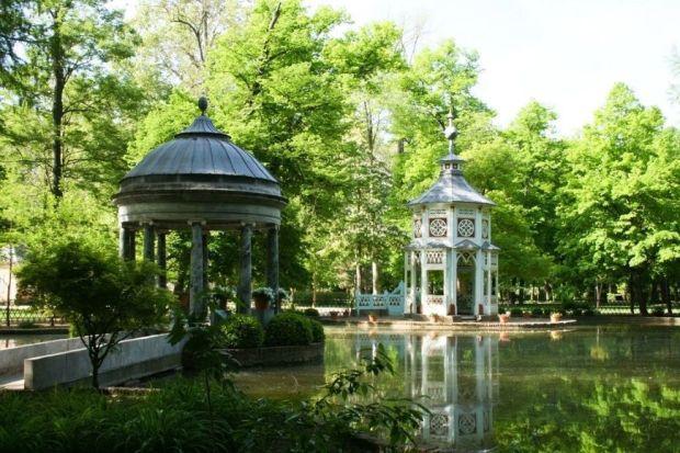 jardin del principe aranjuez madrid