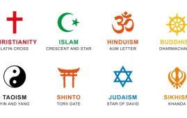 simbolos de religiones del mundo