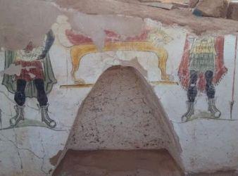tumba romana oasis egipto