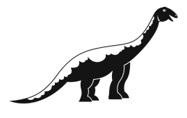 ilustracion del andesaurus