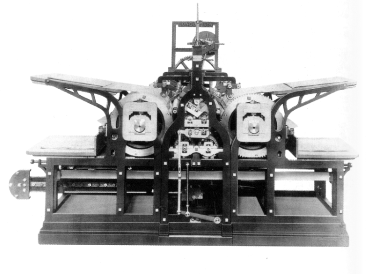 impresora vapor koening