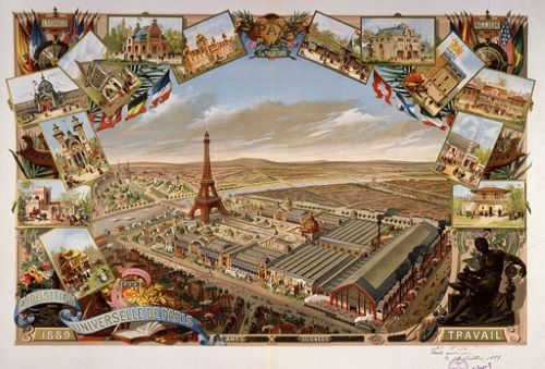 vista expo universal paris 1889