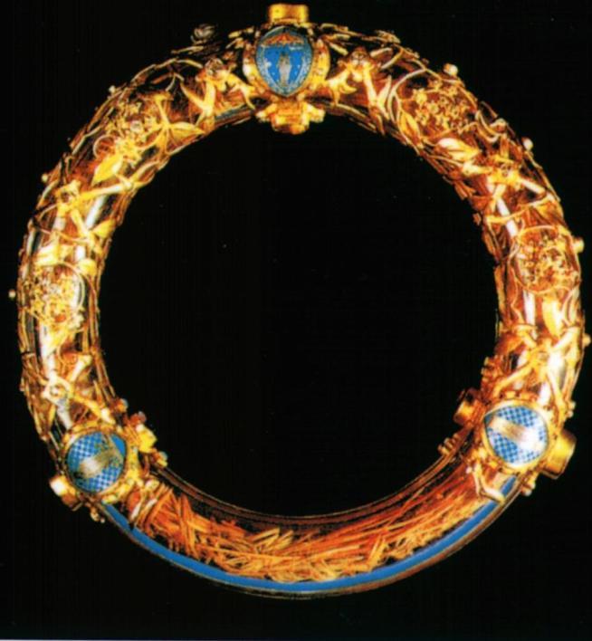 corona de espinas notre dame