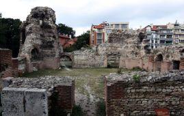 termas romanas odeso