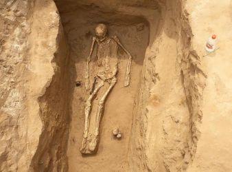 tumba guerrero sarmata