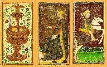 cartas tarot perpont bergamo