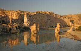 Hasankeyf desaparecera bajo el agua