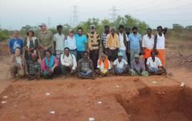 equipo yacimiento de Sendrayanpalayam