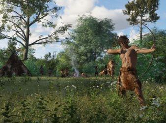 asentamiento humano mesolitico