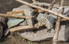 hachas edad de piedra