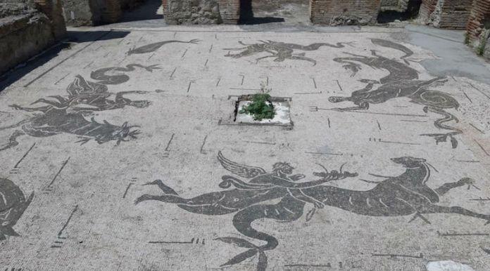 termas romanas villa terracina