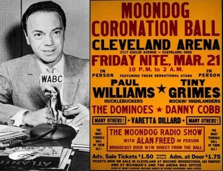 Moondog Coronation Ball