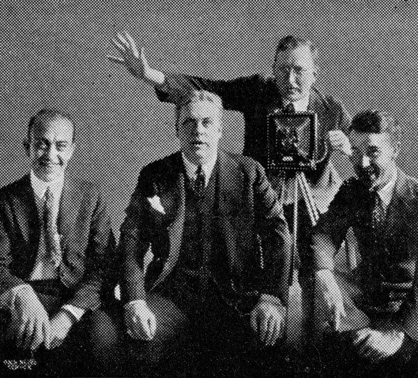 foto columbia quartet