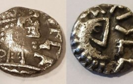 moneda 1000 años belgica