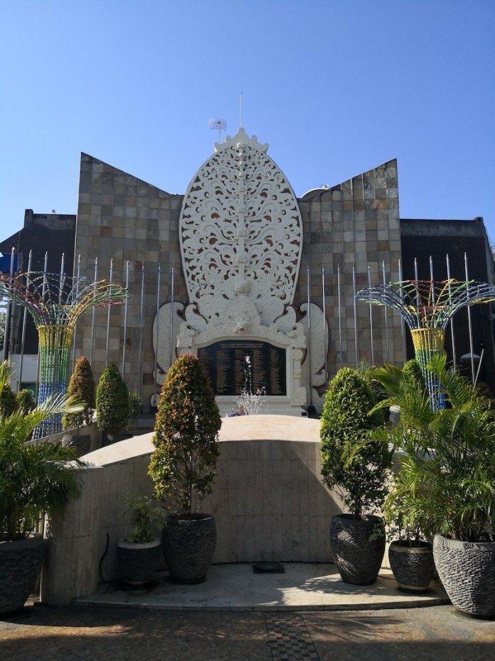 memorial atentados bali