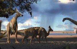 dinosaurio lambeosaurino