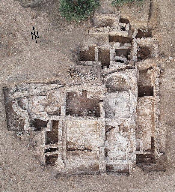 baños romanos ciudad griega tenea