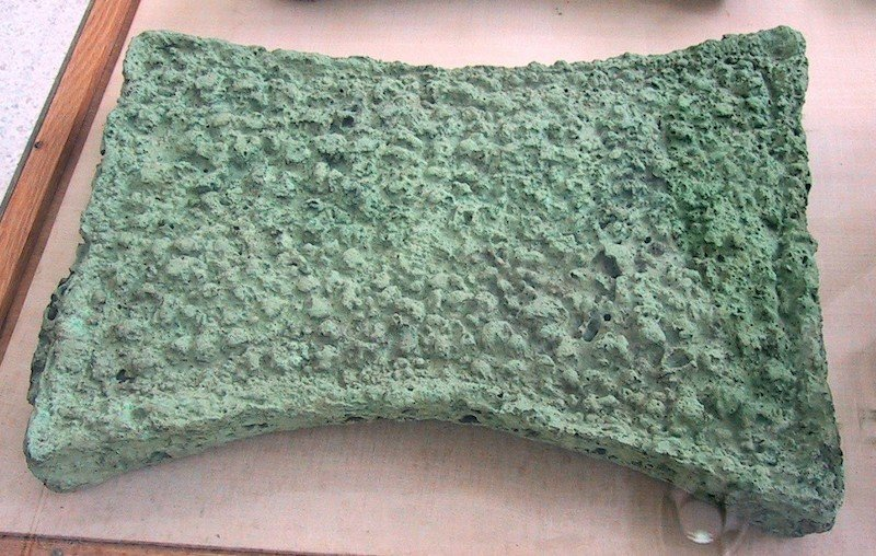 cobre minoico