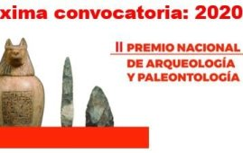 Premio Nacional de Arqueología y Paleontología Fundación