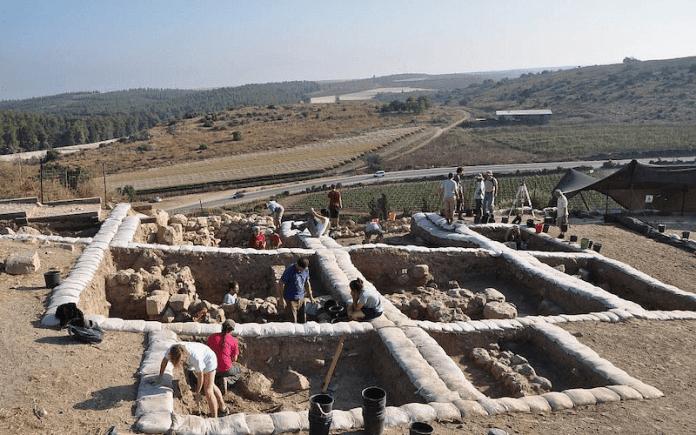 excavaciones templo cananeo laquis