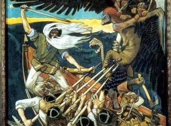 dioses mitologia finesa