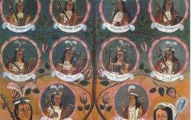 emperadores incas