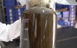 liquido vasija china 2000 años