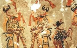 mural maya guatemala
