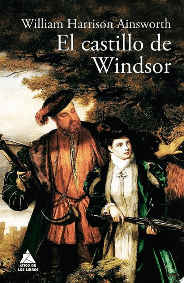 libro el castillo de windsor