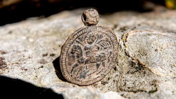 medalla bizantina san jorge crimea