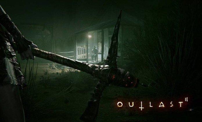 videojuego terror outlast