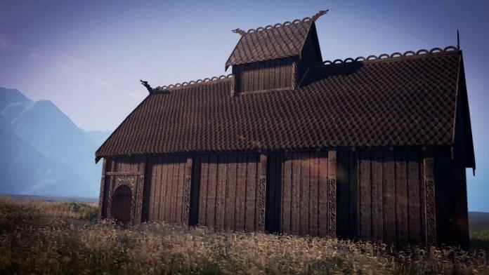 templo pagano noruega