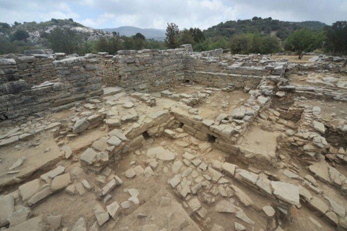 arqueologia palacio zominthos