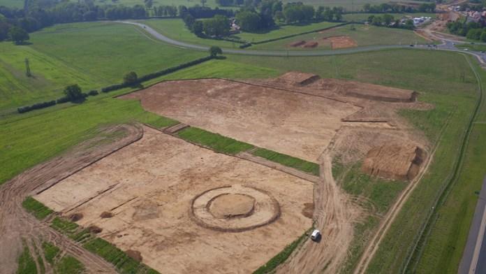 cementerio anglosajon reino unido